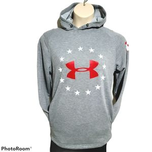 Womens Under Armour Hoodie Sweater Pullover